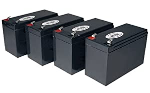 Tripp Lite RBC54 Replacement Battery Cartridge for Select Tripp Lite & Other Major UPS Brand