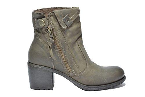 Nero Giardini Tronchetti verdegris 3552 scarpe donna A513552D 38