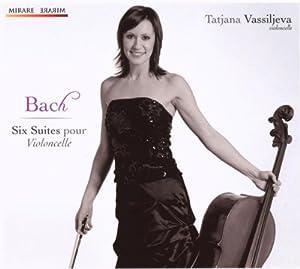 Bach : Six suites pour violoncelle