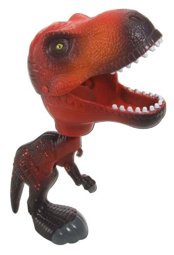 Wild Republic Chompers T-REX Red - 1