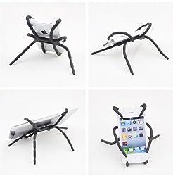 RKA Universal Spider Grip Stand Mounts Hanger Holder for Smart Phone GPS iPod Car