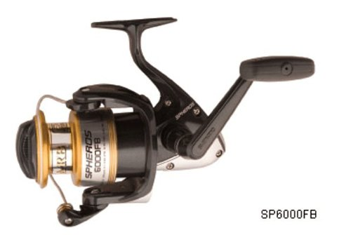 SHIMANO SPHEROS Salt Water Spinning Reel SP6000FB.