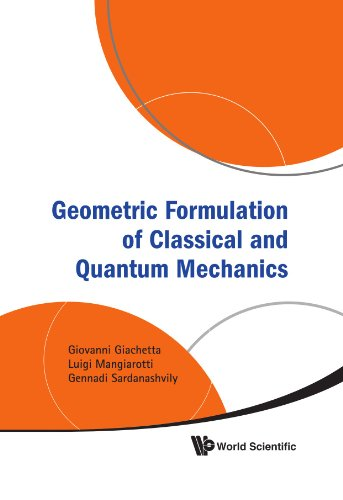 Geometric Formulation Of Classical And Quantum Mechanics