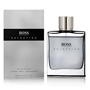 Boss Selection by Hugo Boss for Men 3.0 oz Eau de Toilette Spray