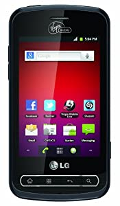 LG Optimus Slider Prepaid Android Phone (Virgin Mobile) VMM701LGKIT156