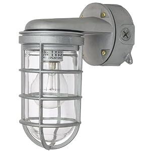 Amazon.com: Sunlite VTA100 5.5-Inch 150 Watt Vapor Proof Vandal