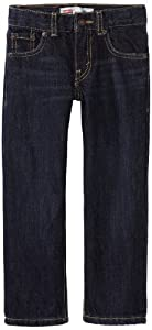Levi's Boys 2-7 505 Regular Jean from Levi's