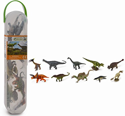 Box of Mini Dinosaurs 2