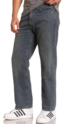 Nautica Jeans Men's Relaxed Jean, Atlantic Lite, 32x34