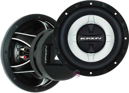 "Orion 10"" Subwoofer Dual 2 Ohm, 1000 Watts Peak Power"