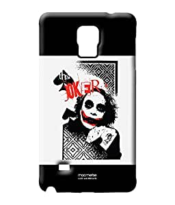 Joker Card - Pro case for Samsung Note 4
