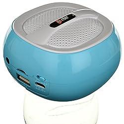Enter Bluetooth Portable Speaker (SSRC_4)
