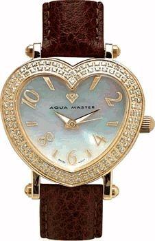 AQUA MASTER 0113MW0UBSB - Reloj para mujeres