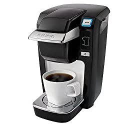 Keurig 20077 K10 Mini Coffee Brewer - Black by Keurig