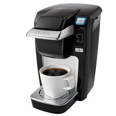 New Keurig K10 MINI Plus Brewing System, Black