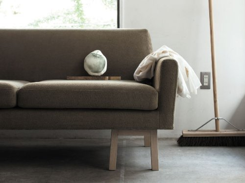 SIEVE float sofa 2P シーヴ フロートソファ 二人掛け SVE-SF006 (ファブリックS/サンドベージュ)
