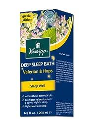 Kneipp Deep Sleep Valerian and Hops Herbal Bath 6.8 Ounce