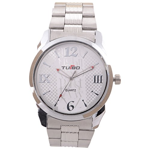 Turbo Youth Analogue Black Dial Men's Watch - R110-003M
