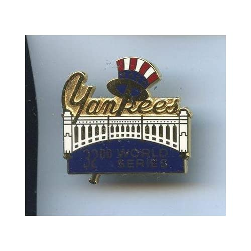 Amazon.com : 1978 World Series Press Pin New York Yankees MINT - MLB
