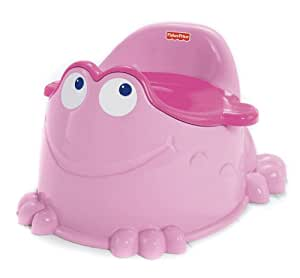 Fisher-Price Precious Planet Froggy Friend Potty, Pink (Discontinued by Manufacturer)