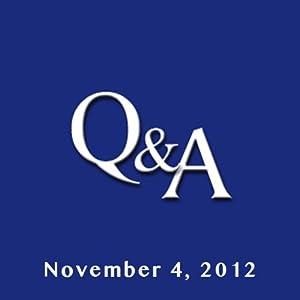 C-SPAN Q & A: Walter Stahr | [Brian Lamb]