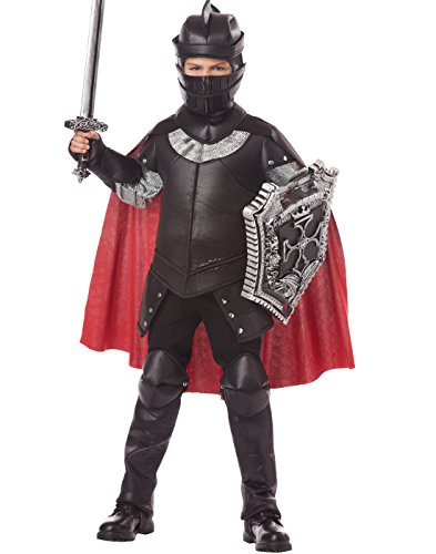 California Costumes The Black Knight Child Costume