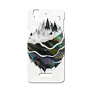 BLUEDIO Designer Printed Back case cover for Micromax Yu Yureka - G2127