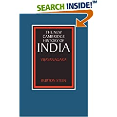 The New Cambridge History of India: Vijayanagara (The New Cambridge History of India)