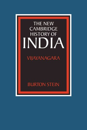 The New Cambridge History of India: Vijayanagara