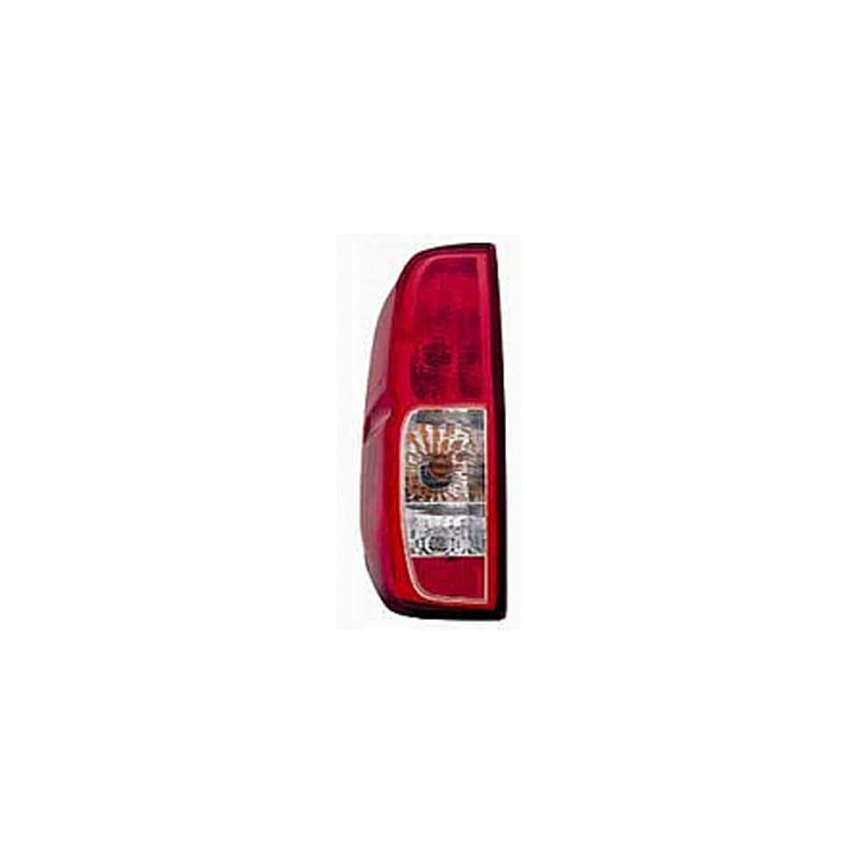 OE Replacement Nissan/Datsun Frontier Driver Side Taillight Assembly (Partslink Number NI2800170)