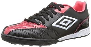 Umbro Decco, Chaussures de sport homme - Noir (Ycc Noir/Lave/Blanc), 43 EU