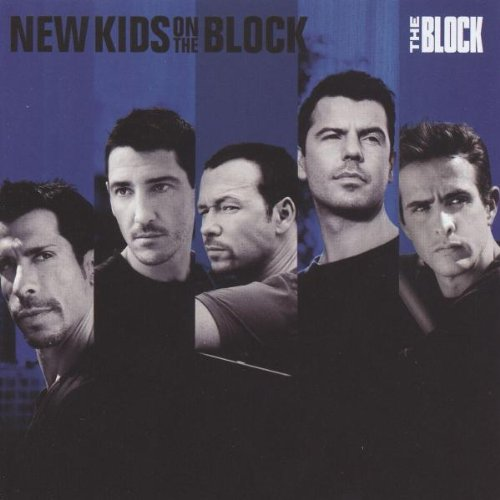 Original album cover of The Block [Deluxe Edition] by New Kids on the Block