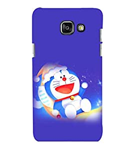 printtech Doraemon Back Case Cover for Samsung Galaxy A5 (2016) :: Samsung Galaxy A5 (2016) Duos with dual-SIM card slots
