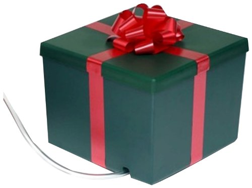Last Ever-Green 120008 Christmas Tree Watering System Square, Green Gift  Box with Red Bow [Buying Click Here!] - Buy Price Ever-Green 120008 Christmas Tree Watering System Square