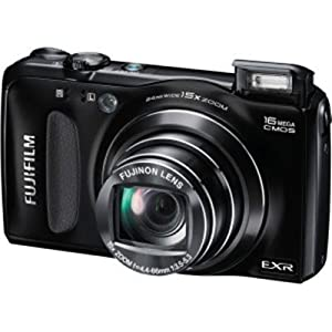 FINEPIX F600EXR - 16 MP - CMOS - 15 X - F3.5 / F7.1 / F10(WIDE) F5.3 / F11 / F16