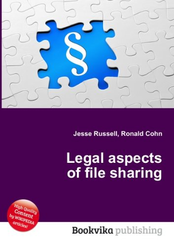 Legal aspects of file sharing