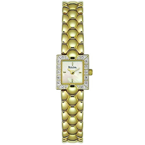 For sale Bulova Women's 98R58 Diamond Watch