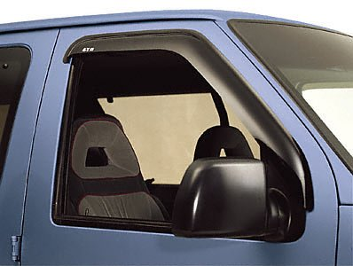 GT Styling 80137 Smoke Vent-Gard Window Deflector - 2 Piece