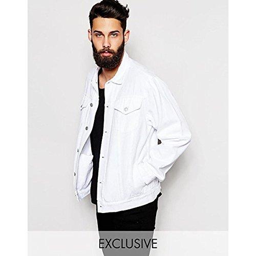 (リクレイム ヴィンテージ) Reclaimed Vintage メンズ アウター ジャケット Reclaimed Vintage Oversized Denim Jacket 並行輸入品