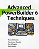 img - for Advanced PowerBuilder  6 Techniques book / textbook / text book