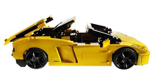 41CBDmaQV9L. AA75 LEGO Racers Lamborghini Gallardo LP 560 4 (8169)