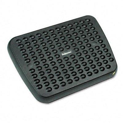 New , Fellowes Standard Footrest Adjustable W435xD350xH90mm Grey Ref 29200-70