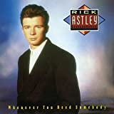 Rick Astley Whenever You Need Somebody [CASSETTE]
