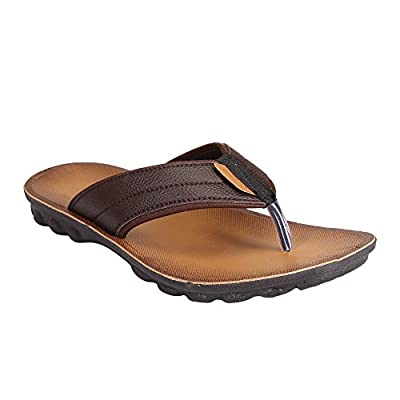 Tempo Men's Flip-Flops Slippers