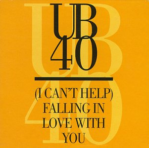 UB40 - (I Can't Help) Falling in Love with You (studio acapella)