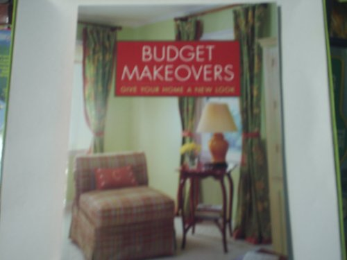 BUDGET MAKEOVERS - GIVE YOUR HOME A NEW LOOK (Women's Day Specials)
