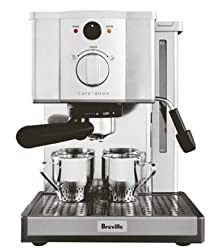 Breville ESP8XL Cafe Roma Stainless Espresso Maker from Breville