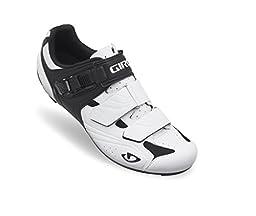 Giro Apeckx Bike Shoe - Men\'s Pure White/Black 45