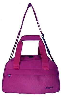 Super Lightweight Ryanair Compliant Second Hand Luggage Cabin Travel Bag 35x20x20 cms (Purple)