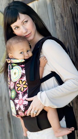 Structured Baby Carrier front-1046982